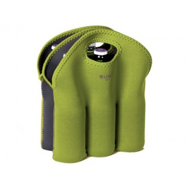 Six Pack Byobag (Lime) UITLOPEND