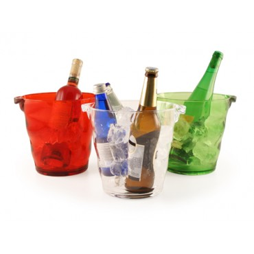 Kih - Champagnekoeler Cool Transparant (1 Fles)