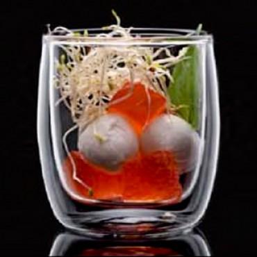 Luigi Bormioli - Thermic Glass - Conico (set van 2)