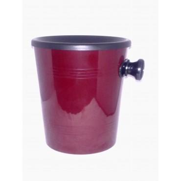 Spittoon / Spuugbak 1 Liter Zwart of Bordeaux