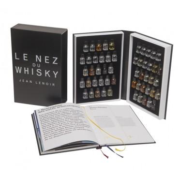 Le Nez du Whiskey - J.Lenoir 54 aroma's, Engelstalig