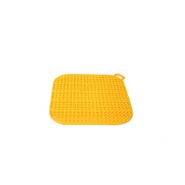 Make My Day - Luminous Wijnglasdroog mat (Oranje)