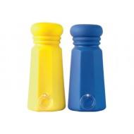 Fred - Peper en Zout Strooier (Geel en Blauw) (UITLOPEND)
