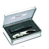 Pulltex Pullparrot set met leather case
