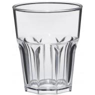 Plastic glas Tumbler Rock Shiny 300cc, pakket van 120 stuks