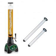 Biergiraf ijskoeler tbv - biergiraf - tafeltap - biertoren - tap 3 liter